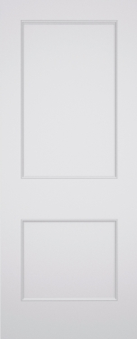 Classic Bloomsbury 2 Panel Fire Door