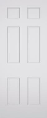 Sestina Bloomsbury 6 Panel Door