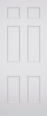 Sestina Bloomsbury 6 Panel Fire Door