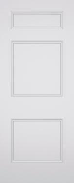 Ashbury Brompton 3 Panel Door