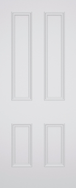 Classic Cambridge 4 Panel Fire Door
