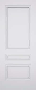 Kesh Dublin 3 Panel Fire Door