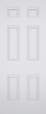 Sestina Dublin 6 Panel Fire Door