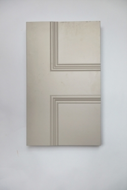 Dublin panel interior door from Trunk Doors, Bespoke glazed fire resistant custom doo
