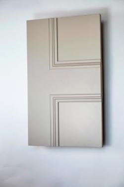 Dublin panel interior door from Trunk Doors, Bespoke glazed fire resistant custom do