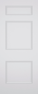 Ashbury Havering 3 Panel Fire Door