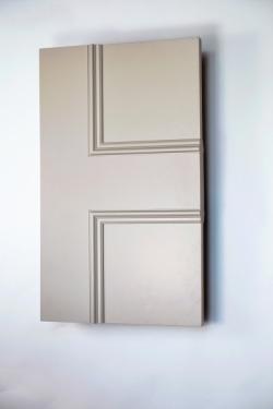 Havering panel interior door from Trunk Doors, Bespoke glazed fire resistant custom d