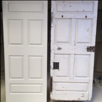 How much does a front door cost to replace