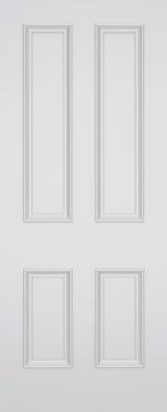 Classic Islington 4 Panel Fire Door