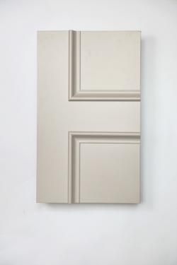 Islington panel interior door from Trunk Doors, Bespoke glazed fire resistant custom