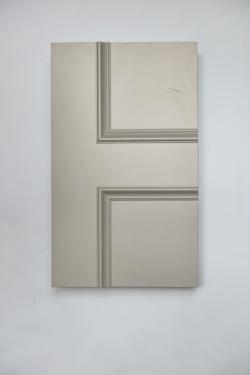 Kensington panel interior door from Trunk Doors, Bespoke glazed fire resistant custom