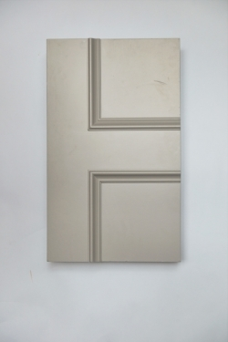 Image showing the mould for FD30 Allegro Kensington 2 panel internal door from  www.m