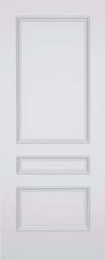 Kesh Knightsbridge 3 Panel Fire Door