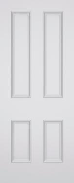 Quattro Knightsbridge 4 Panel Door