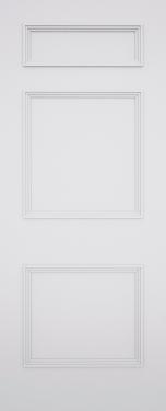 Ashbury Newbury 3 Panel Door