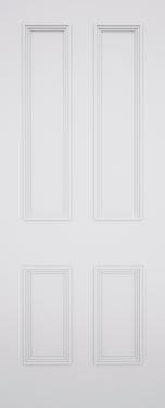 Classic Newbury 4 Panel Fire Door