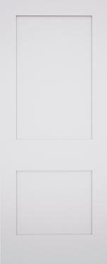 Classic Shaker 2 Panel Door