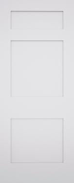 Ashbury Shaker 3 Panel Fire Door