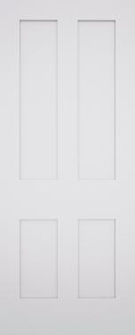 Classic Shaker 4 Panel Door