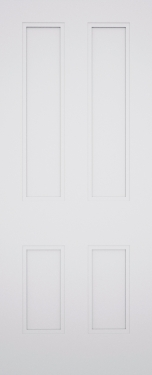 Classic York 4 Panel Door