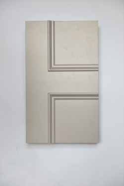 Stratford panel interior door from Trunk Doors, Bespoke glazed fire resistant custom